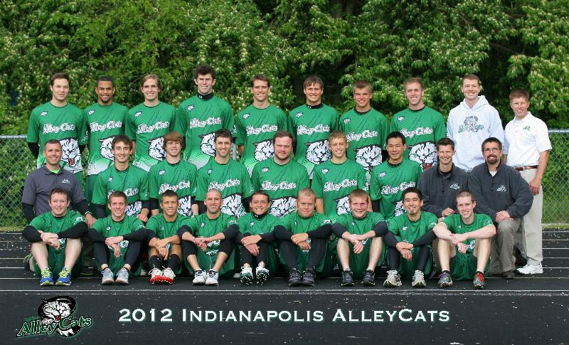 Alley Cats Team 2012
