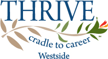 Thrive Westside Logo - English