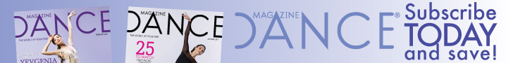 Subscribe to Dance Magazine today