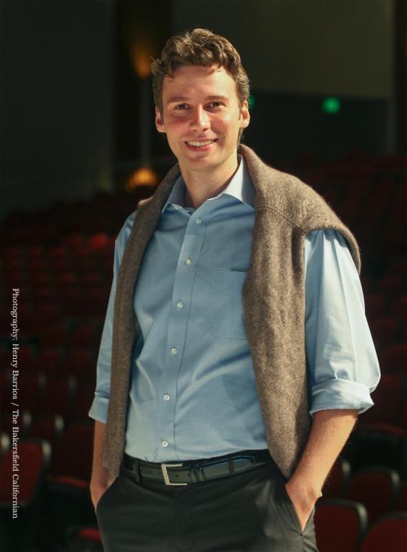 Stilian Kirov, Music Director Designate