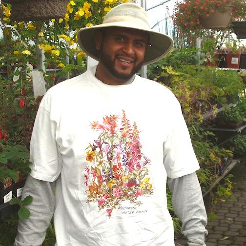Wildflowers Across America T-Shirt