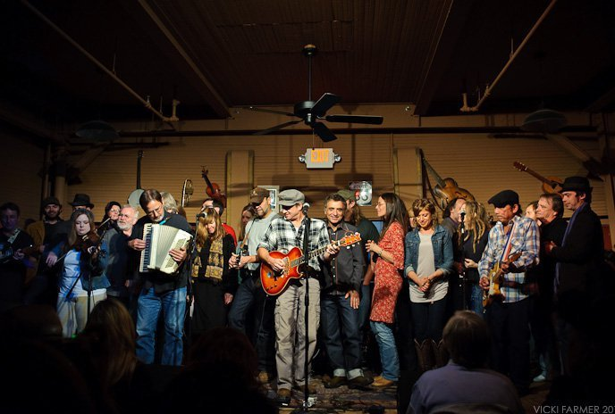 woody show 2010 finale big pic