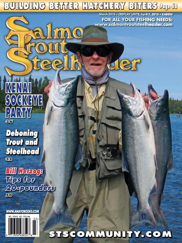 Salmon Trout & Steelheader Magazine