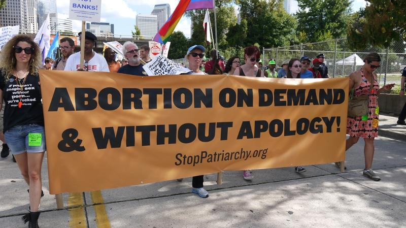 abortion on demand