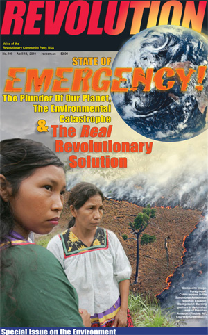 Environmental Emergency special issue