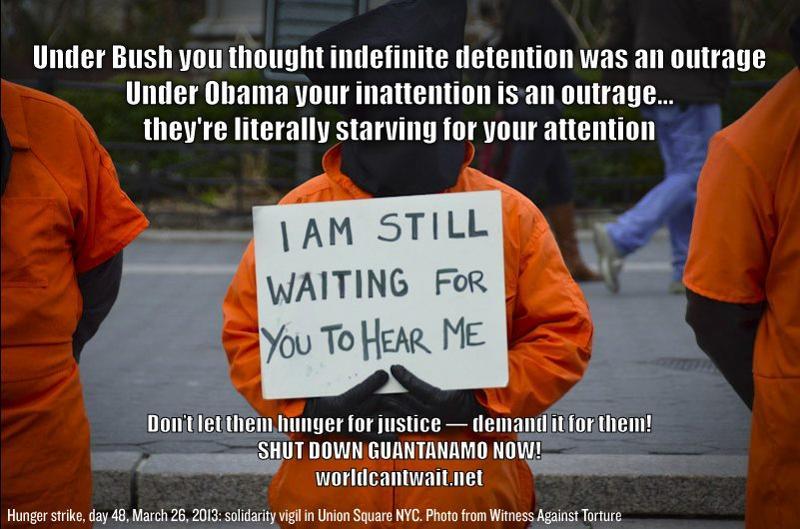 Gmo Hunger Strike April 2013