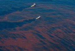 Oil Spill Water
