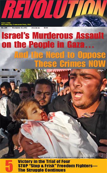 Gaza 286 cover