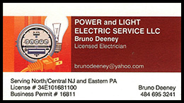 Advertiser Power and Light Electric Service