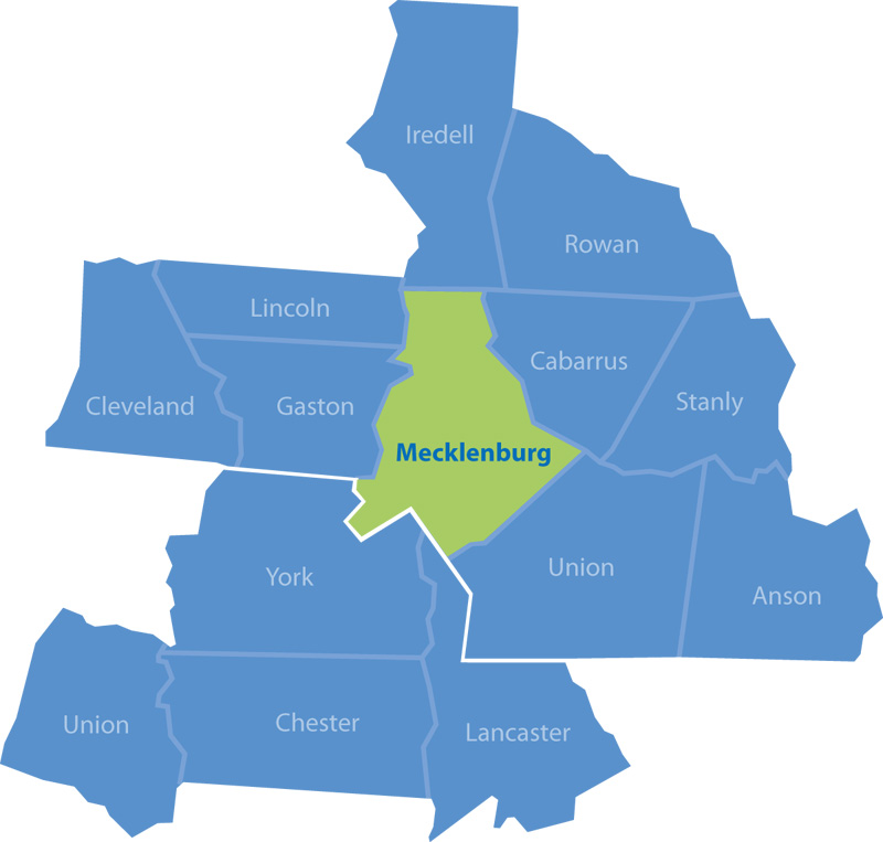 CONNECT Our Future Mecklenburg County Central NC Community