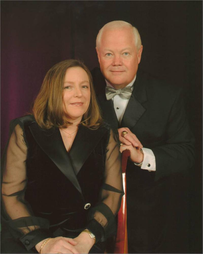 Dr. Ronald & Sheila Powell