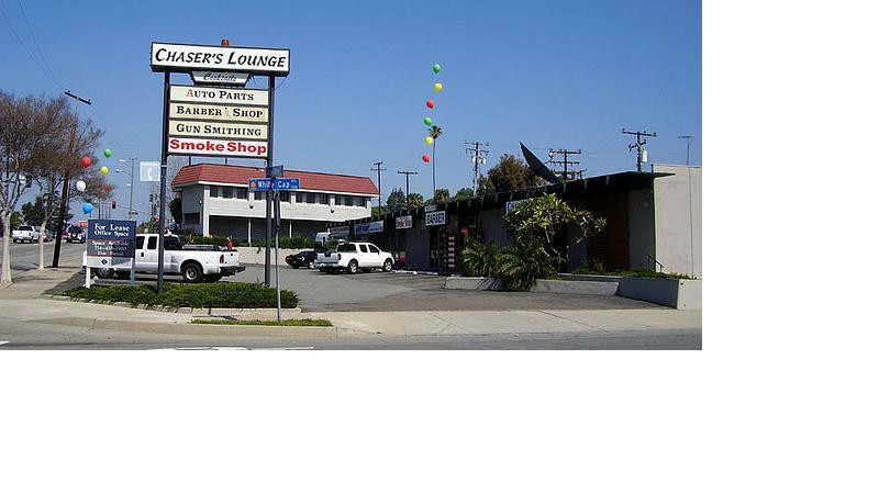strip center