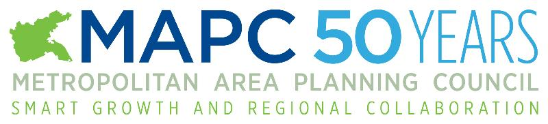 MAPC 50th anniversary logo