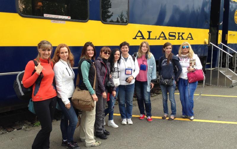 FAM Trip to Alaska