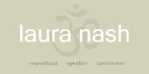 visit www.lauranash.com for images and detailed information