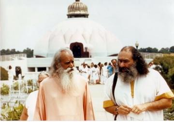 Guruji and Gurudev