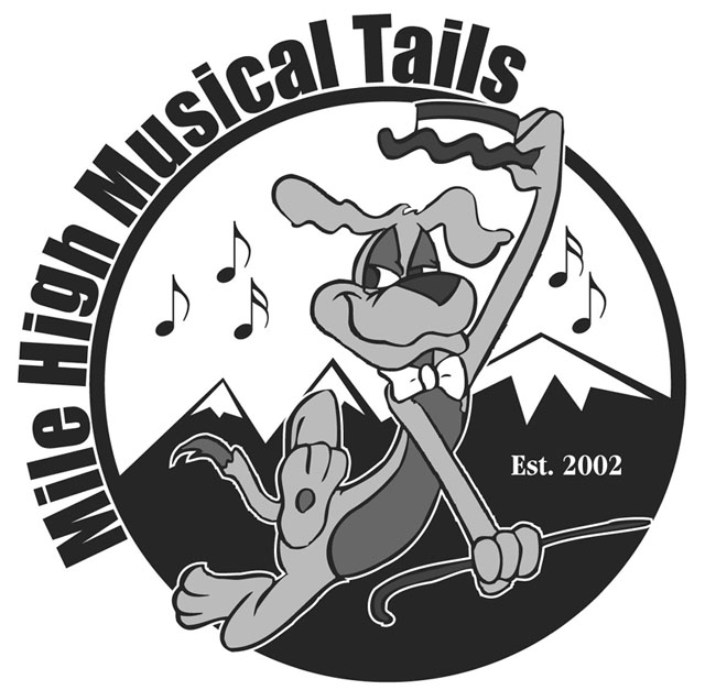 Mile High Musical Tails Logo