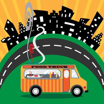 Santa Cruz Food Truck Event