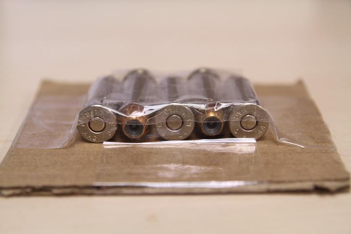 Bullets Flat