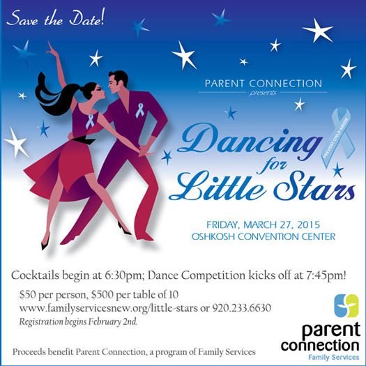 Dancing for Little Stars 2015