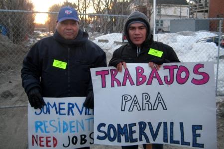 Jobs for Somerville