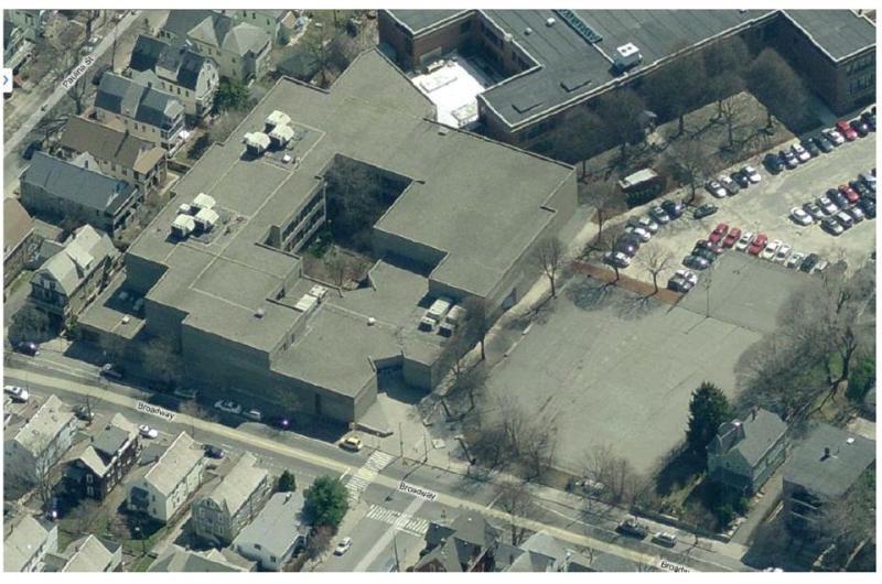 Powderhouse Aerial