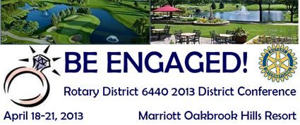District Conference Logo