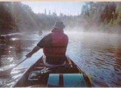 Canoeing Fellowship Art