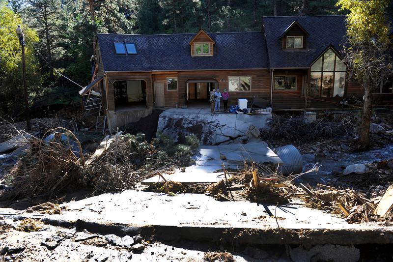 Colorado Flood Photo