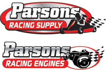 Parson's Racing Logos