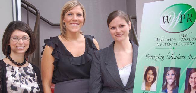 2010 ELA Honorees: Carrie Fox, Lauren Musiol & Stefanie Pidgeon
