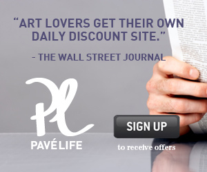 Pave Life ad for Constant Contact eblast