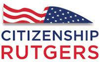 Citizenship Rutgers Logo