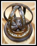 Borlaug CAST award statue