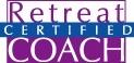 certified retreat coach logo