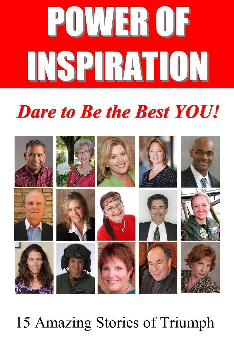 Power of Inspiration - 1st cover