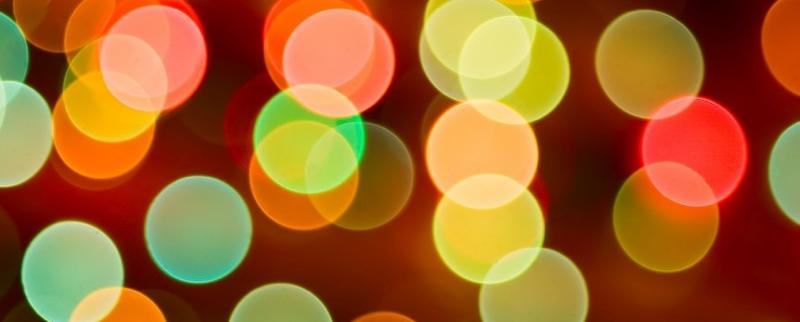 Colored Dots horizontal