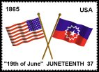 Juneteenth Stamp