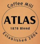 atlas coffee mill logo