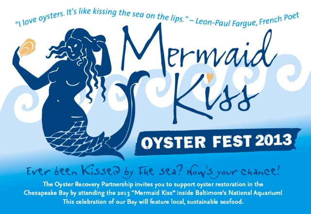 Mermaids Kiss Banner 2013