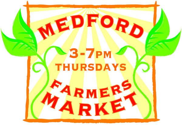 Medford Farmers Market logo small