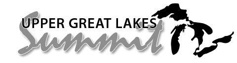 2012 Upper Great Lakes Summit logo