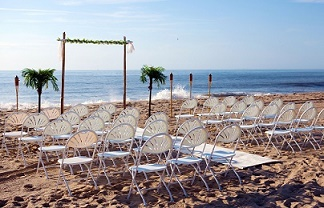 Ocean City Md Beach Wedding
