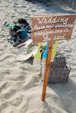 Ocean City MD Beach Wedding