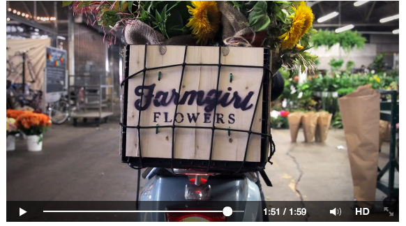 Farmgirl Flowers Featured by Facebook