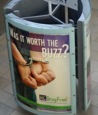 Mall Ad Photo