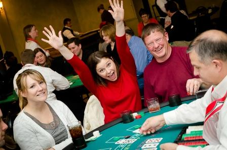 Casino Night Hooray