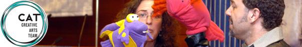 ELTA puppets