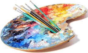 Artists Pallet