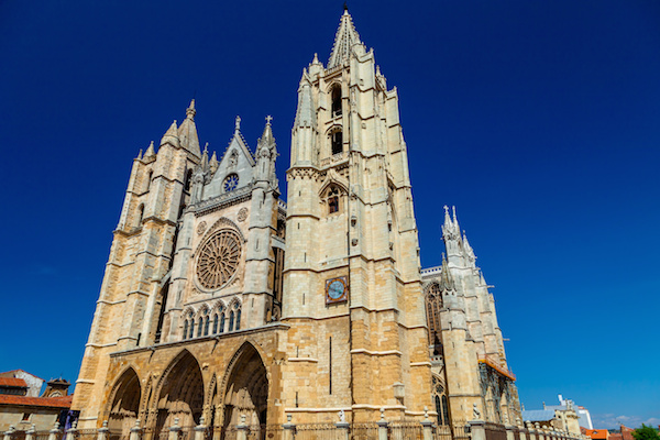 Cathedral of Leon, Spain | Sacred Mystical Journeys